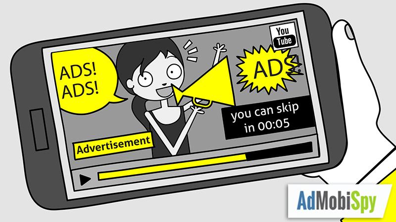 видео формат рекламы в мобайле