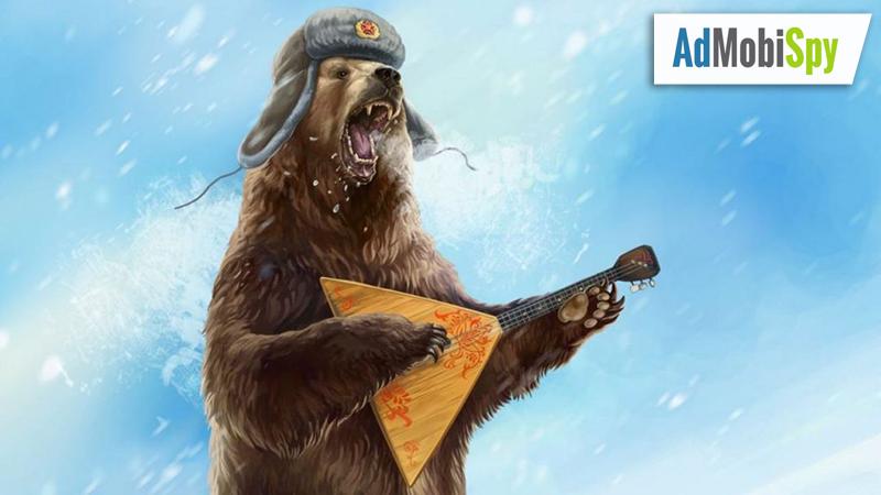 рынок мобильной рекламы Рунета