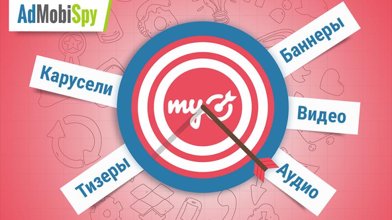 Форматы рекламы в myTarget