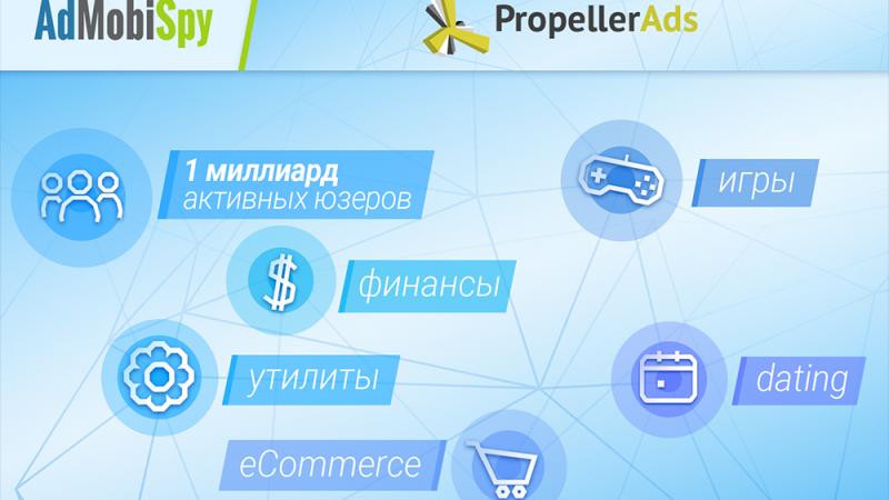 Обзор рекламной сети PropellerAds