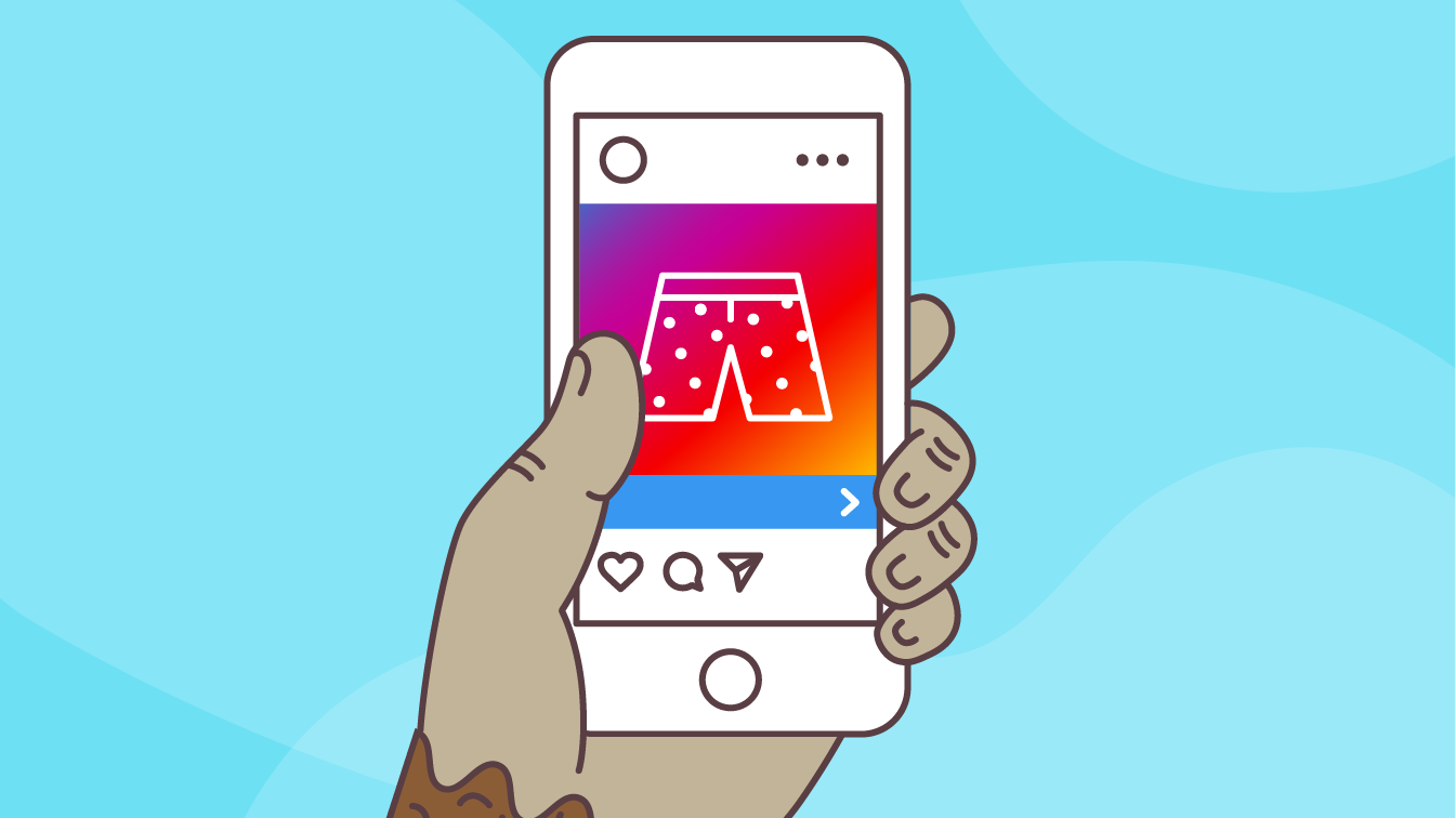 мобильная видеореклама instagram