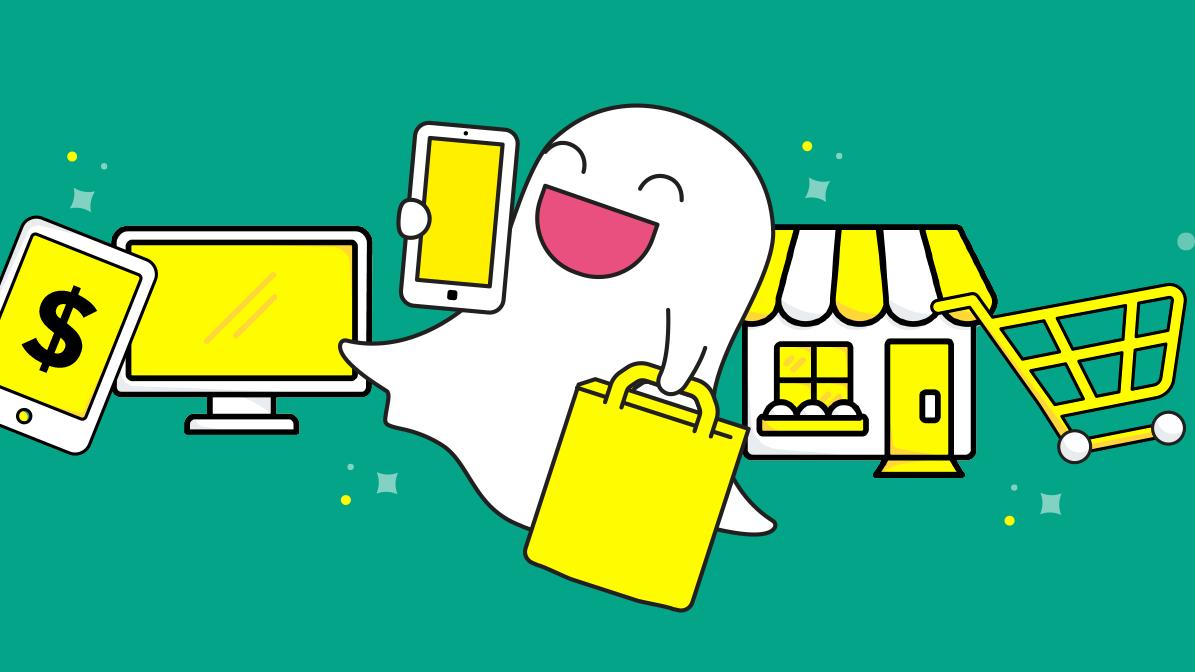 мобильная видеореклама snapchat