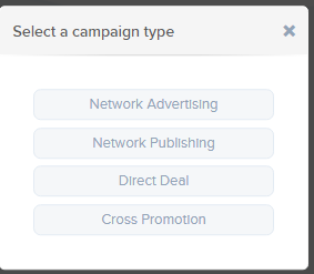 campaign type chartboost