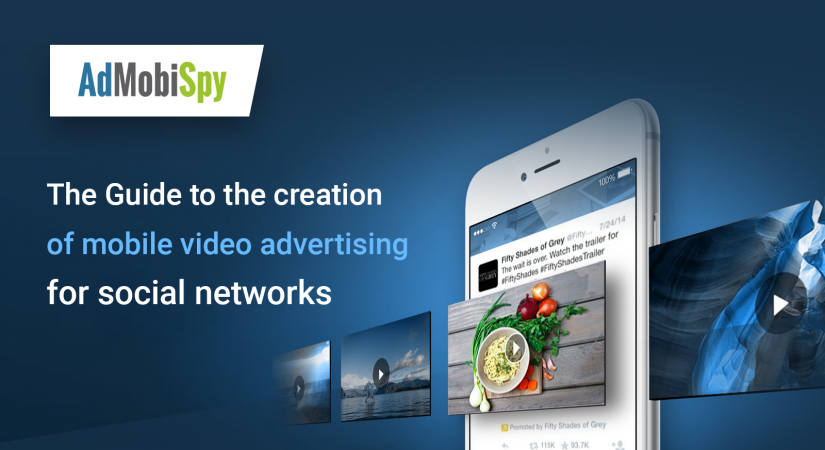 mobile video advertising for social networks