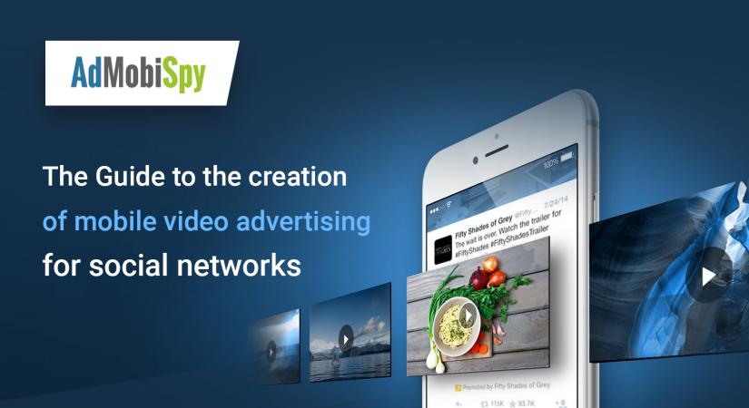 mobile video advertising for social networks