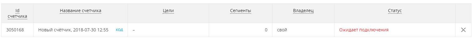 подключение Top@Mail.Ru