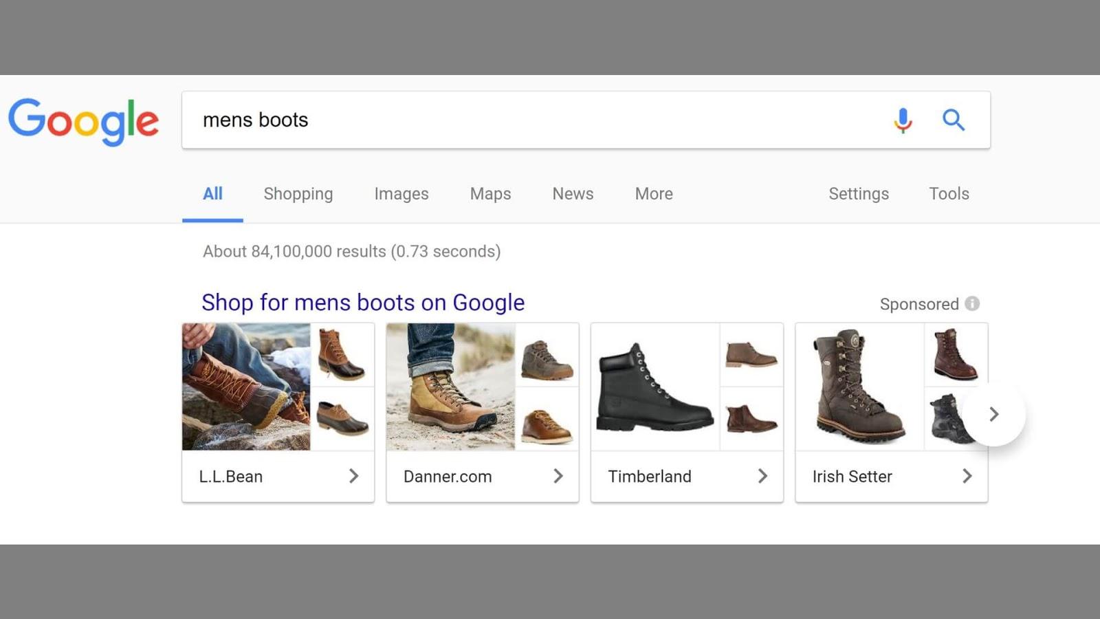 торговая кампания Google Ads