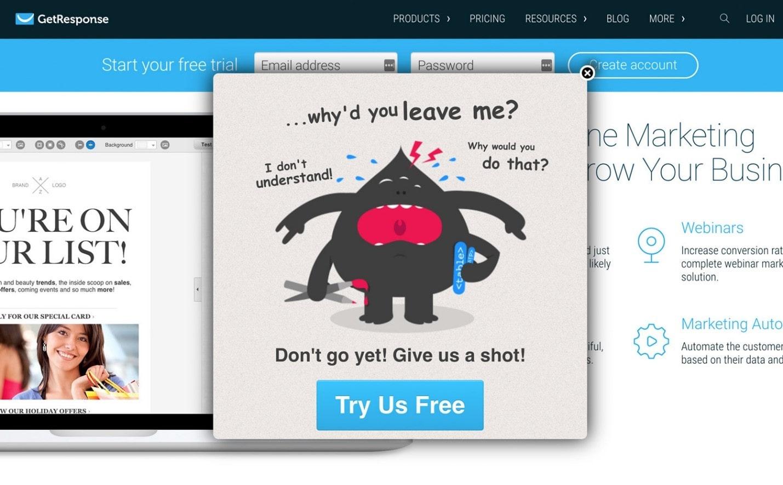 Креативное изображение для pop up окон