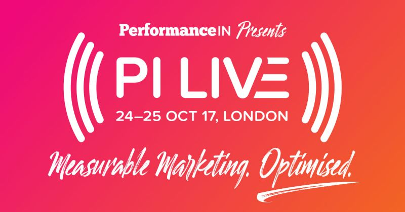 Performance Marketing Insights London 2017